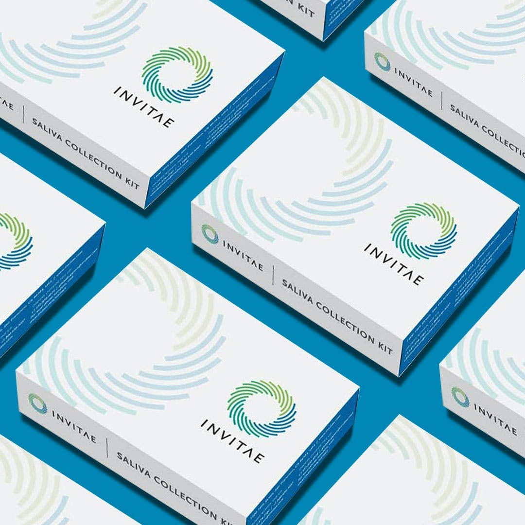 Invitae Genetic Testing Kit
